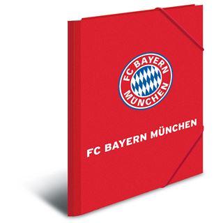 Herma Sammelmappe A4 rot FC Bayern