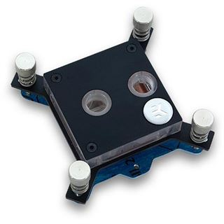 EK Water Blocks Supremacy MX Acrylglas / Aluminium / Kupfer CPU