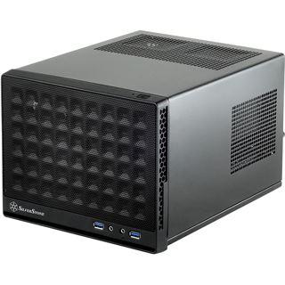 Silverstone Sugo SG13B Mini-ITX ohne Netzteil schwarz