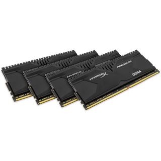 32GB HyperX Predator DDR4-2666 DIMM CL13 Quad Kit