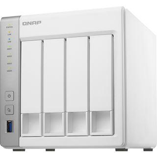QNAP TurboStation TS-431 8 TB WD Red