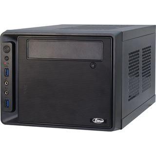 Inter-Tech SY-800 Mini-ITX ohne Netzteil schwarz