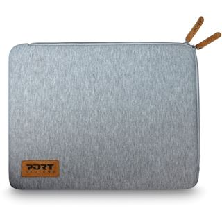 "Port Notebook Schutzhülle Torino 33,8-35,6cm (13,3-14"") grau"