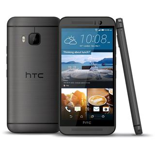 HTC One (M9) 32 GB grau