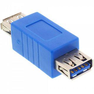 InLine USB 3.0 Adapter, Buchse A auf Buchse A (66769)
