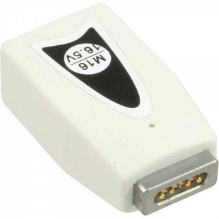InLine Wechselstecker M16 16,5V, für Apple, für Universal Netzteil, 90W/120W, weiß
