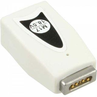 InLine Wechselstecker M17 18,5V, für Apple, für Universal Netzteil, 90W/120W, weiß