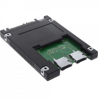 InLine SATA Adapter für 4x micro SDHC (76620C)
