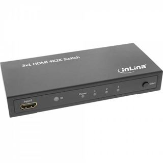 InLine 65014 3-fach HDMI-Switch
