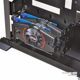 Lian Li PC-O5 mit Sichtfenster Mini-ITX ohne Netzteil schwarz