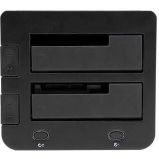 """Startech HDD Dock für 2x 2.5"""" oder 3.5"""" Festplatten"""