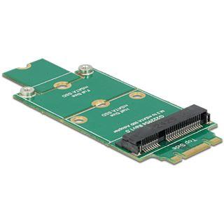 Delock Adapter Adapter für M.2 NGFF SSDs (62591)