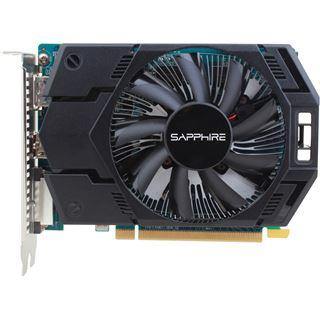 2GB Sapphire Radeon R7 250X Aktiv PCIe 3.0 x16 (Retail)