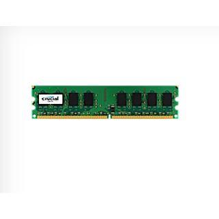 2GB Crucial CT25672AA80EA DDR2-800 ECC DIMM CL5 Single