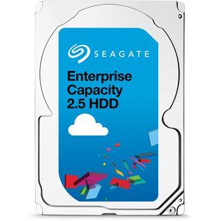"2000GB Seagate Enterprise Capacity 2.5 512e SED ST2000NX0343 128MB 2.5"" (6.4cm) SAS 12Gb/s"
