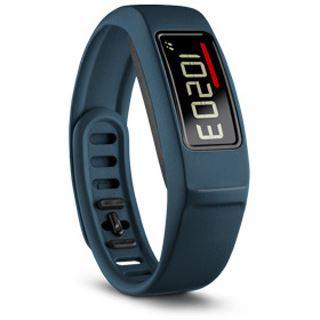 Garmin vivofit 2 Fitness-Armband stahlblau