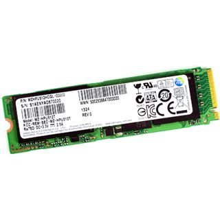 128GB Samsung SM951 M.2 2280 PCIe 3.0 x4 32Gb/s MLC Toggle