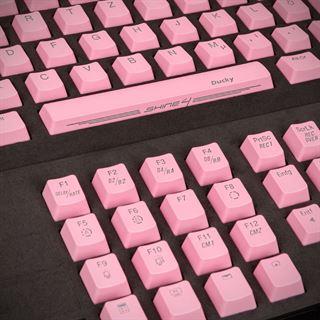 Ducky S9C6 pink Keycaps für Shine 4 (S9C6-L109-DEALP)