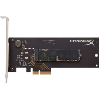 480GB HyperX Predator Add-In PCIe 2.0 x4 16Gb/s MLC (SHPM2280P2H/480G)
