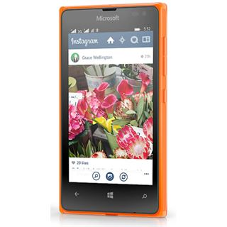 Microsoft Lumia 532 Dual Sim 8 GB orange