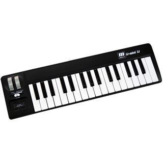 Miditech Keyboard i2 mini 32 schwarz