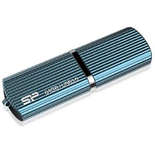 64 GB Silicon Power Marvel M50 blau USB 3.0
