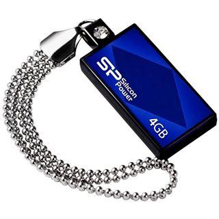 4 GB Silicon Power 810 blau USB 2.0