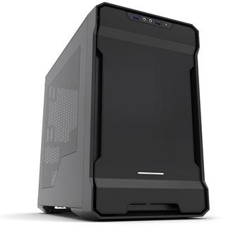 Phanteks Enthoo Evolv ITX mit Sichtfenster Mini Tower ohne Netzteil schwarz