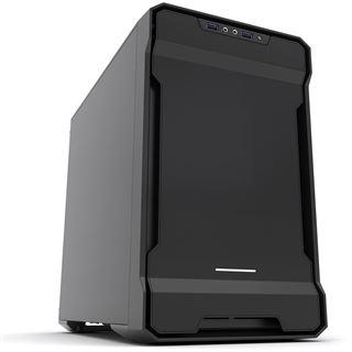Phanteks Enthoo Evolv ITX Mini Tower ohne Netzteil schwarz