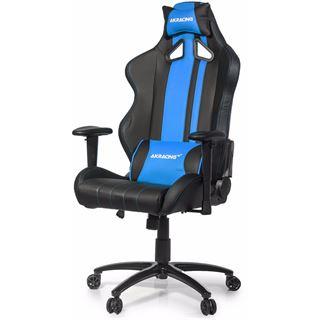 AKRacing Rush Gaming Chair schwarz/blau