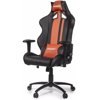 AKRacing Rush Gaming Chair schwarz/braun