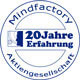 18 Jahre Erfahrung - Mindfactory Aktiengesellschaft