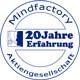 18 Jahre Erfahrung - Mindfactory Aktiengesellschaft