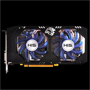 4GB HIS Radeon RX 470 IceQ X² Turbo Aktiv PCIe 3.0 x16 (Retail)