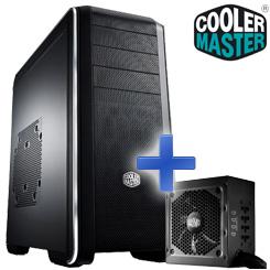 CoolerMaster Bundle: CM 690 III Midi Tower + G650M 650W Netzteil - das perfekte Duo