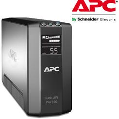 APC Back UPS PRO 550 - Unterbrechungsfreie Stromversorgung (USV)
