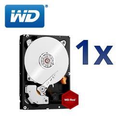 2 TB WD™ Red™ Pro für NAS-Lösungen mit 8-16 Laufwerksschächten