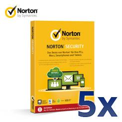 Das Beste von Norton™ für Ihre PCs, Macs®, Smartphones und Tablets