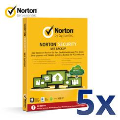 Leistungsstarker Norton™ Schutz für einen PC, einen Mac®, ein Smartphone oder ein Tablet