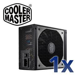 CoolerMaster V850 - Garantiert flüsterleisen Dauerbetrieb