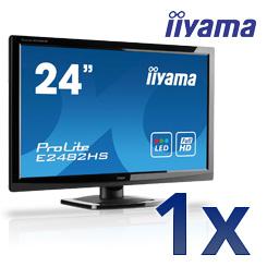 """Der 24"""" iiyama ProLite E2482HS − ein Universalgenie"""