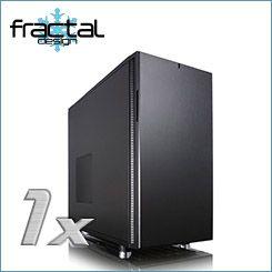 Das Fractal Design Define R5 - Stille neu definiert