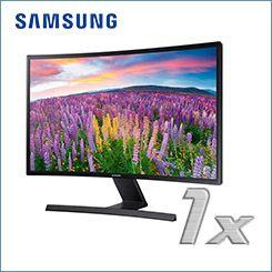 Samsung Monitor S27E510C - Ein Curved Bildschirm