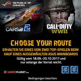 ASUS – Choose your Route