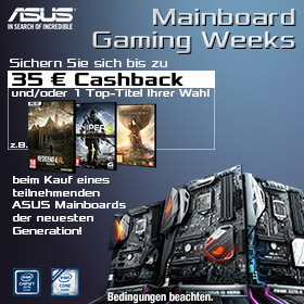 Mainboard Gaming Weeks