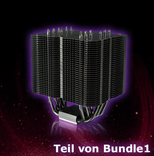 Raijintek EreBoss Core Edition Tower Kühler