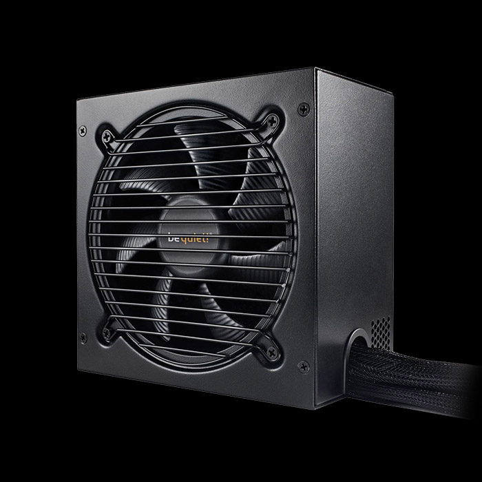 350 Watt be quiet! Pure Power 10 Non-Modular 80+ Bronze