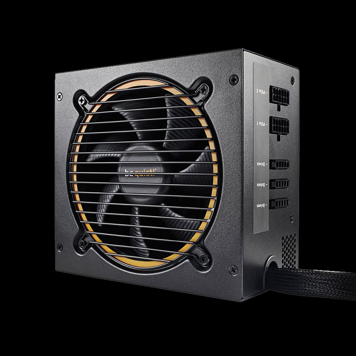 600 Watt be quiet! Pure Power 10 CM Modular 80+ Silver