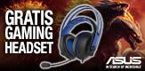 Gaming Headset Gratis mit ASUS