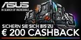 Intel-Cashback mit ASUS
